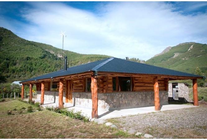 Cm069 Casa En Villa Lago Meliquina 3 Dorm Casi Frente