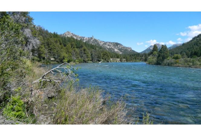LM040- Excelentes Hectáreas sobre costa de Río Caleufu en la Patagonia