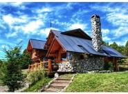 C023 - Muy linda casa de troncos en Los Faldeos de Chapelco-225 m2