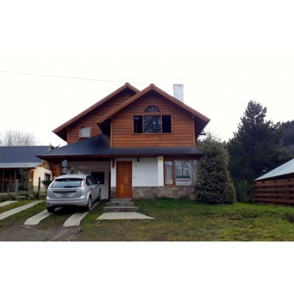 C089 CASA 3 DORM ALIHUEN BAJO 170 m2 LOTE 580 m2