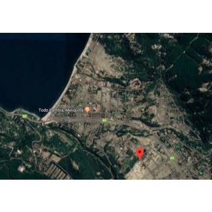 LM094 - 3 Lotes contiguos en Meliquina Mza G2 3000 m2