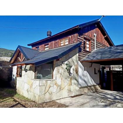 C142 Muy linda Casa en el Centro 107 m2 en lote de 470 m2