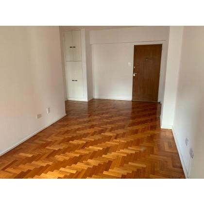 D164 -Departamento 1 dormitorio 42 m2-Barrio Norte Buenos Aires