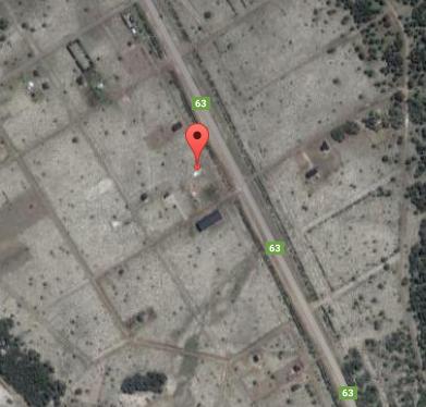 LM065-  Mza Q EXC LOTE COMERCIAL 1396 M2  SOBRE RUTA  EN MELIQUINA