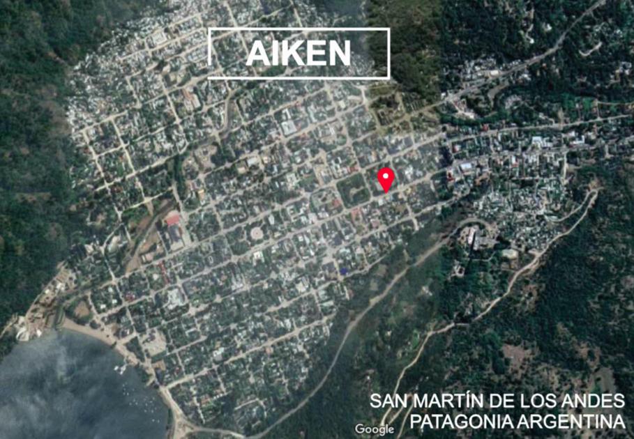 """E009 - DEPARTAMENTOS EN POZO EN EDIFICIO DE CATEGORIA. """"AIKEN"""""""