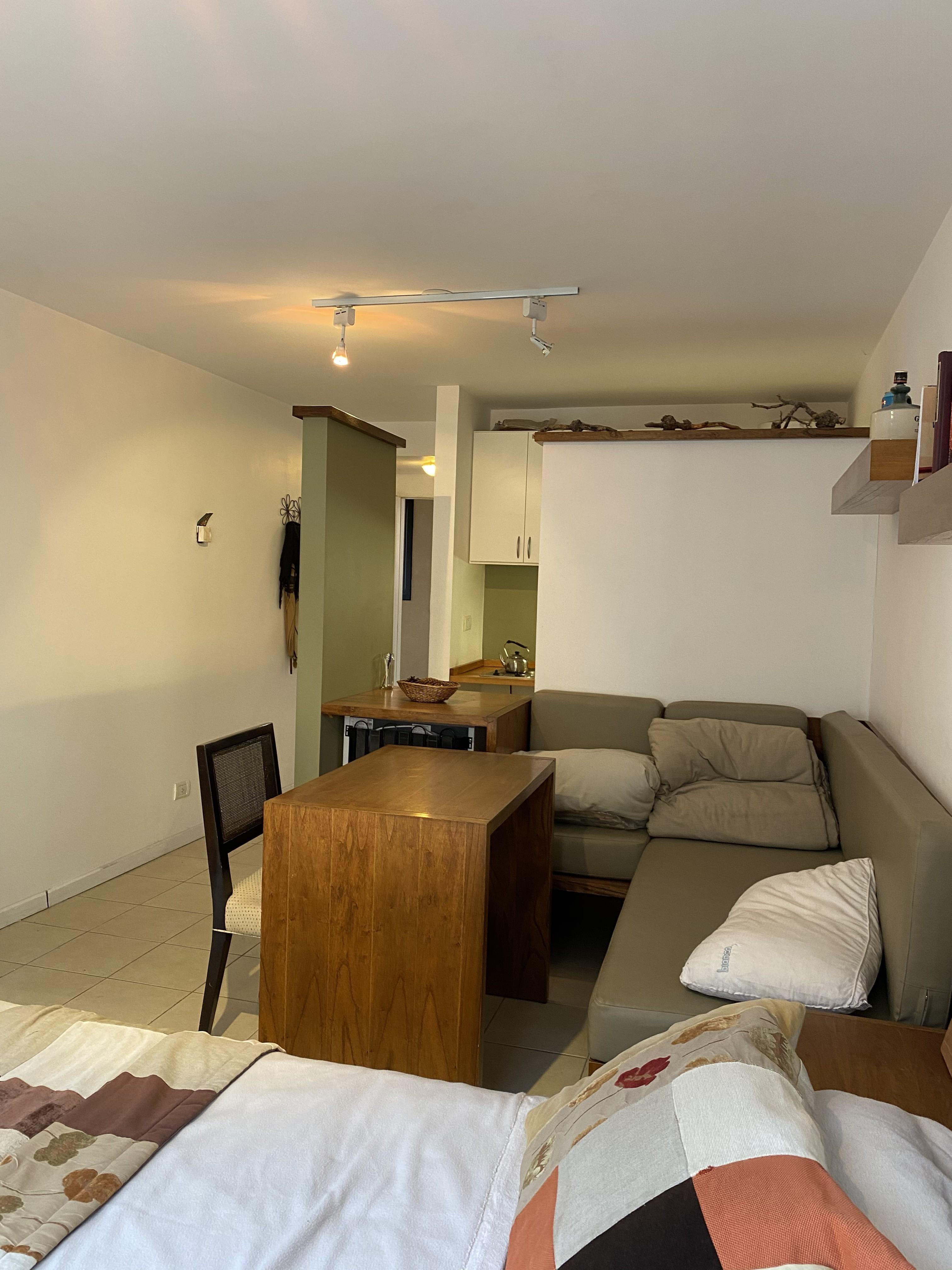 D157- Monoambiente centrico - 25 m2