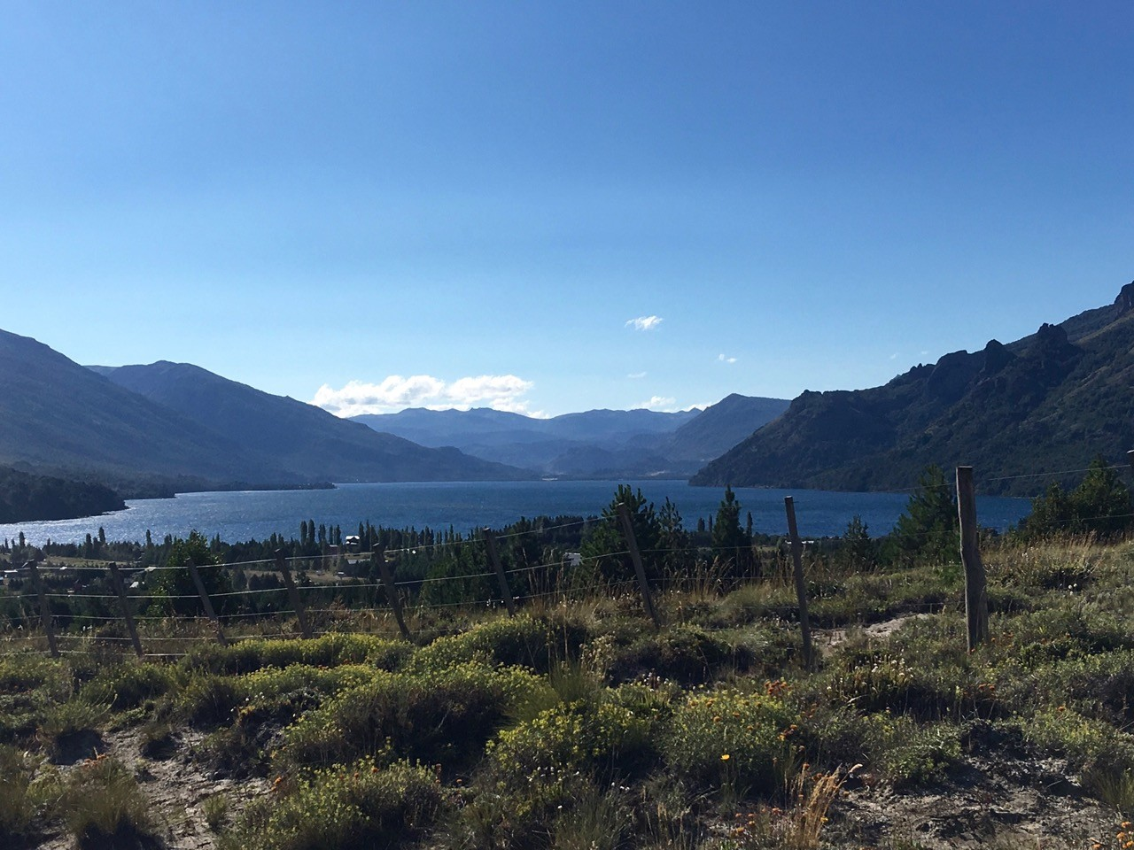 LM015 - Mza H2 Lote en lago Meliquina de 1000 m2 con vistas
