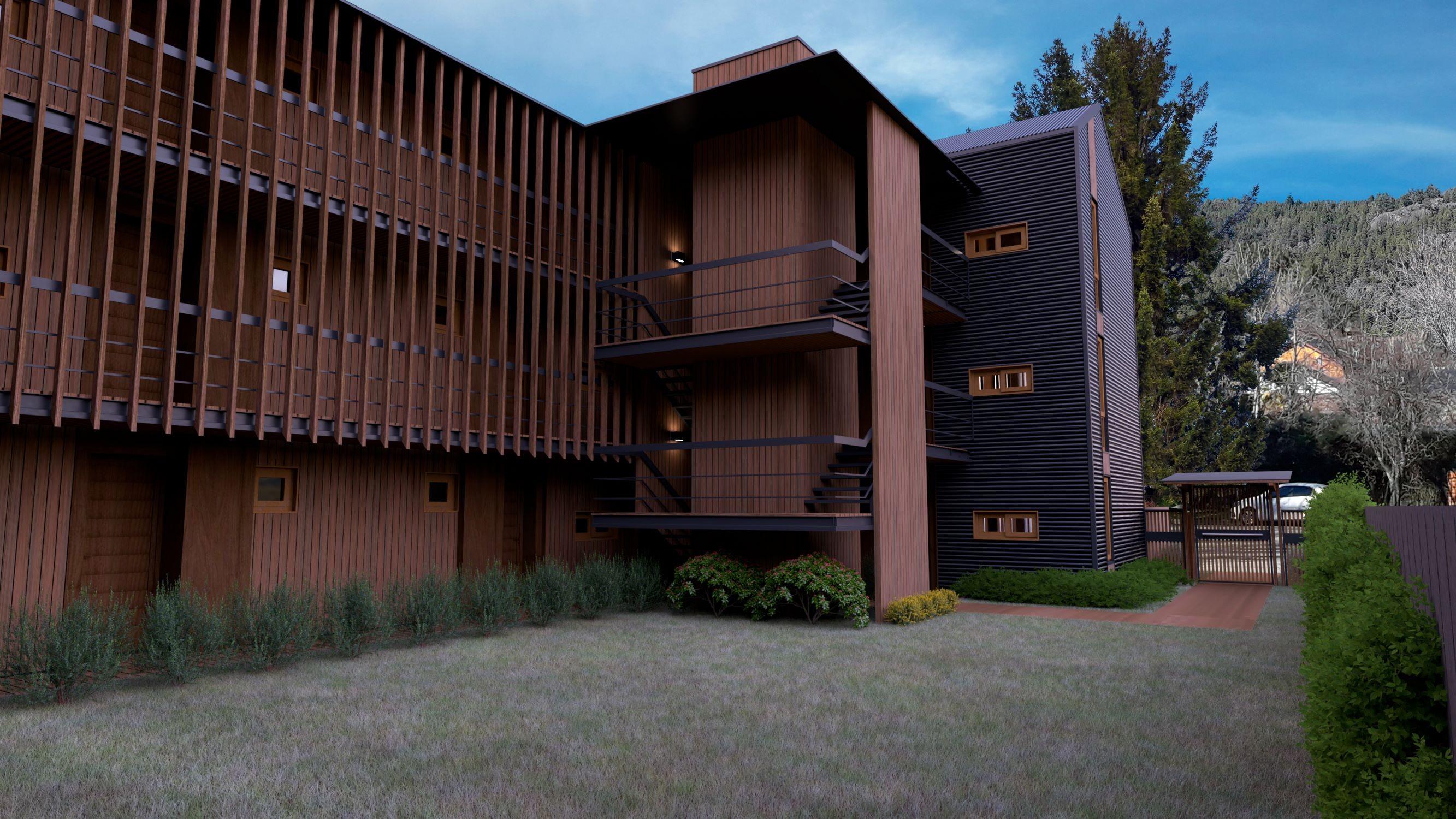 D159- Departamentos en pozo - Edificio Vivero V